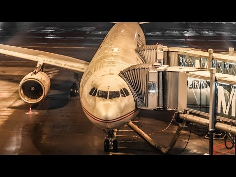 TRIP REPORT | Etihad Airways | Airbus A330-300 | Munich  - Abu Dhabi | Economy Class
