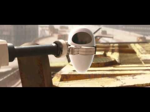 Wall-E Trailer HD - by Movieshocker.com