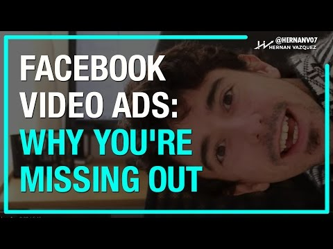 How To Kickstart Your Own Facebook Video Ads Campaign - Hernan Vazquez