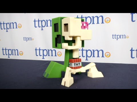 Minecraft Creeper Anatomy
