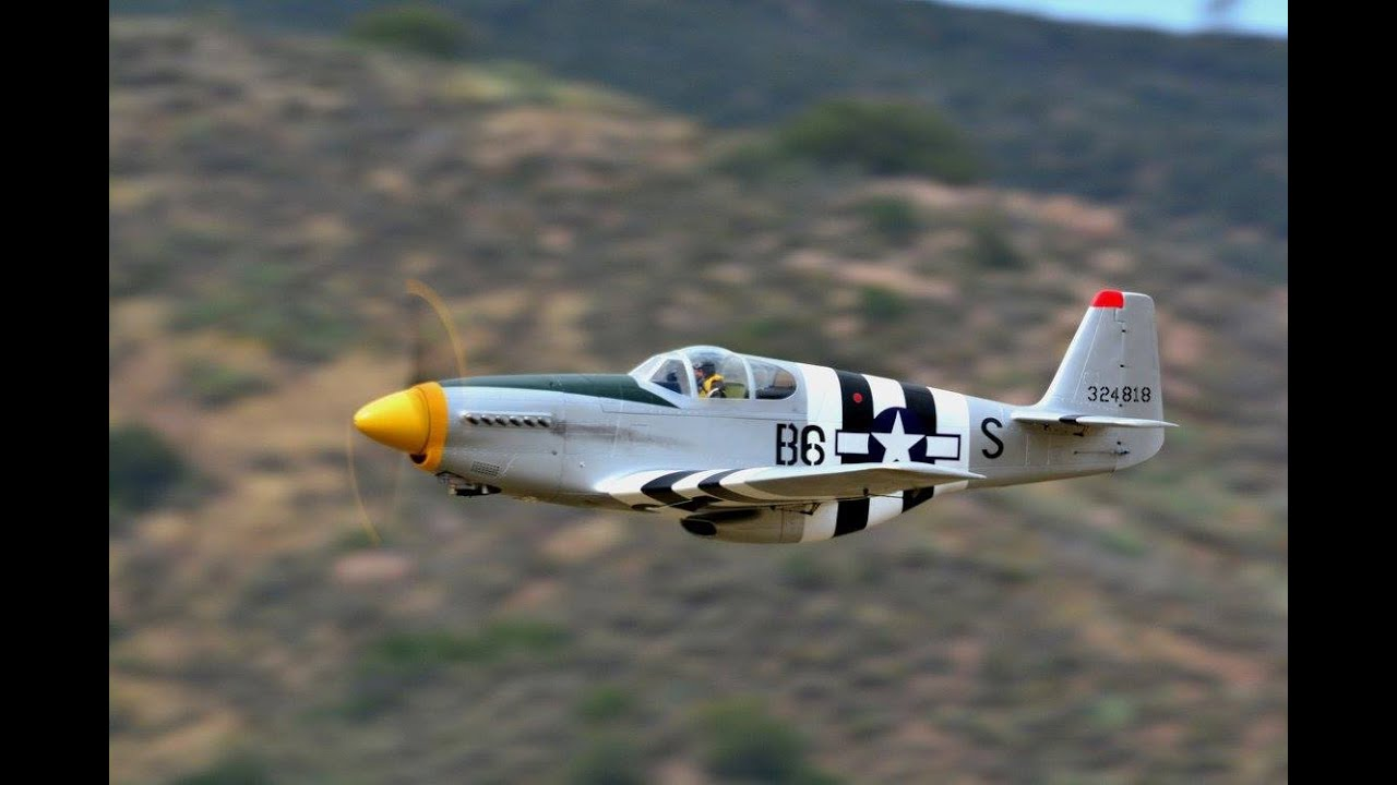 Large Scale P 51b Mustang Warbirds Amp Classics 2015 Youtube