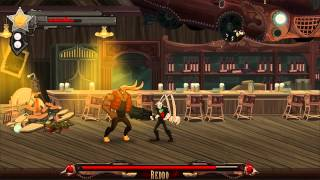 Dusty Revenge PC Gameplay