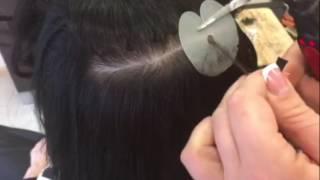 Снятие и наращивание волос. Лариса Громова