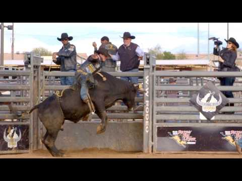 Will He Buck? Kody Lostroh on ZY HEZ TWISTED 12-13-14 EG World Championship
