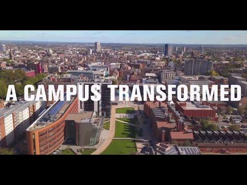 DMU campus transformed