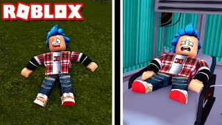 leap from a UFO and ME smashing! -Roblox: Broken Bones IV