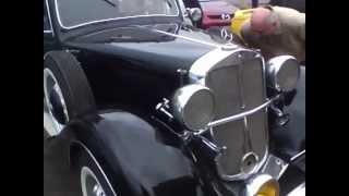 Выставка ретро автомобилей-Днепропетровск