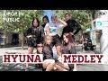 [KPOP IN PUBLIC] Hyuna Medley by ABK Crew from Australia