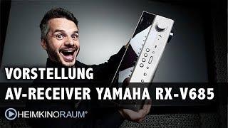 Test: Yamaha RX-V685 7.2 Kanal AV-Receiver mit Christian Obermayer