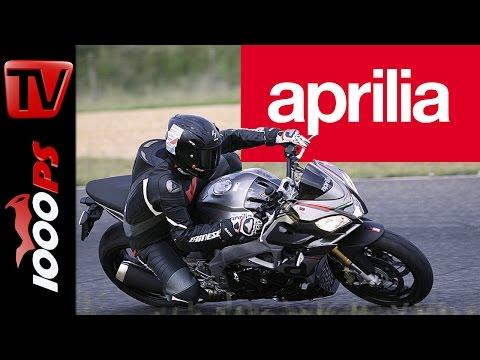 2015 | Aprilia Tuono V4 1100 RR Test am Pannoniaring