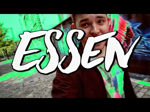 Essen in Essen | Insanity Trip | Day 1