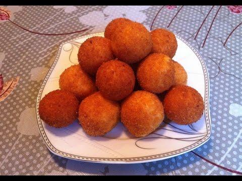 Сырные Шарики/Cheese Balls/Легкая  и Очень Вкусная Закуска/Простой Рецепт