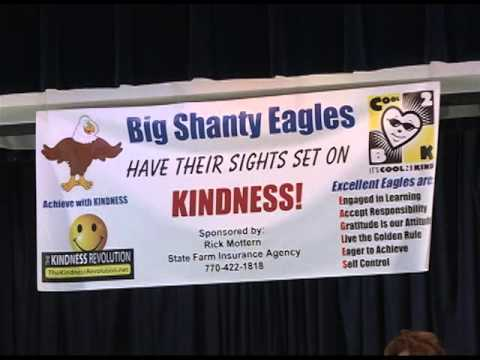It's Cool To Be Kind at Big Shanty