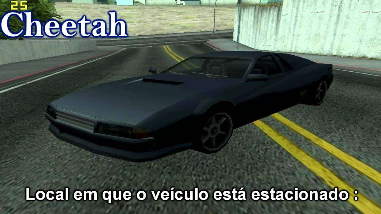 Gta San Andreas Stallion By Lm670 4