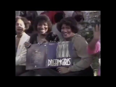 DreamGirls Audition in L.A. 1983 & Michael Bennett Interview, Michael Peters