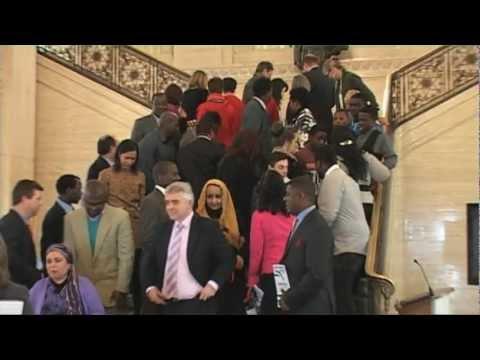 BELFAST, NORTHERN IRELAND; African & Caribbean Community Making  Positive Impact