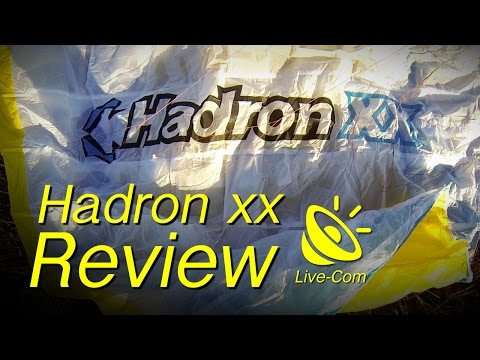 Hadron xx Wing Review - Advanced Powered paragliding/Paramotor Wing