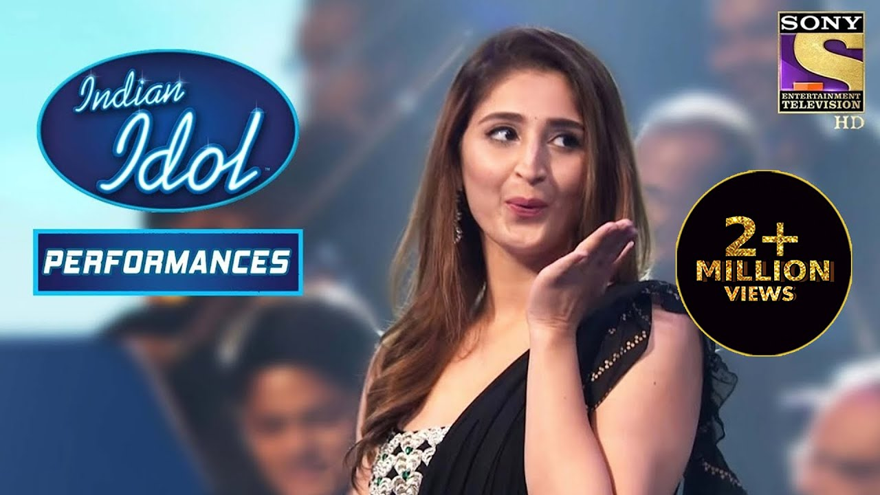 Download Dhvani Bhanushali ने सिखाया Nihal को Romance   Indian Idol Season 12