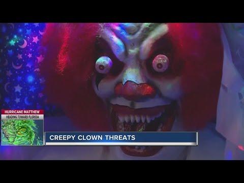 Clark County School District addresses creepy clown threats