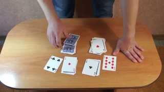 Бесплатное обучение фокусам #27: Обучение карточным фокусам! Уличная магия обучение!