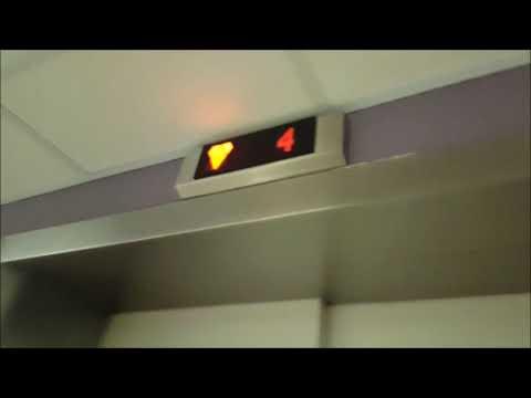 Otis/Kone 'Elevator C' at Mississauga Hospital