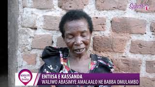 Waliwo abasimye amalaalo ne babba omulambo e Kassanda