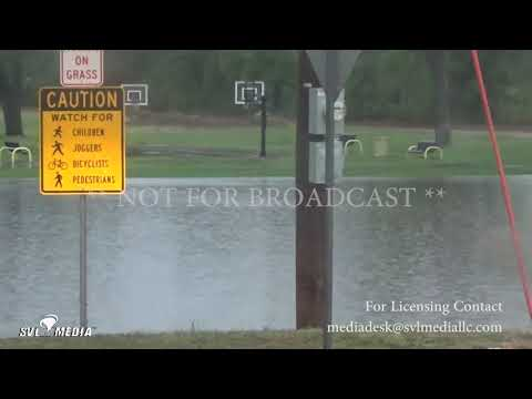 Medicine Lodge, KS  Flood Warning / Local Flooding 9-25-2017