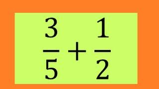 Suma de fracciones con diferente denominador - 1