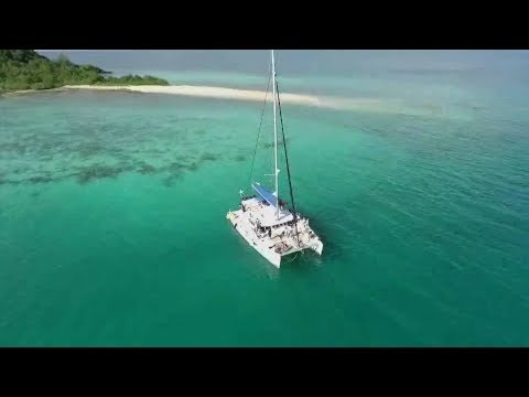 เช่า เรือยอร์ช พัทยา Lagoon 500 Luxury Catamaran Yacht for Charter Rent in Pattaya Thailand
