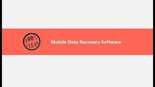 Samsung Mobile Data Recovery Software Free Download - Easy & Safe