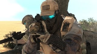Ghost Recon Future Soldier Stealth Sniper Mission Gameplay