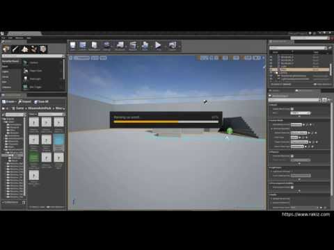 UE4 #1 Project setup, Animations import and Retargeting