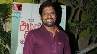 Amarakaaviyam is close to my heart - Jeeva Sankar