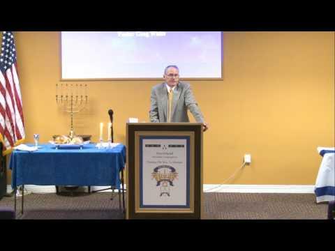 Grace Pastor Greg White Erev Shabbat Friday June 30th