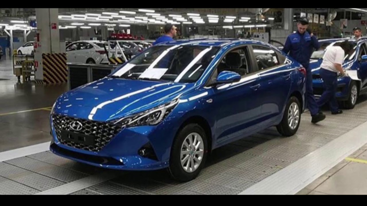 2021 Hyundai Accent Concept and Review