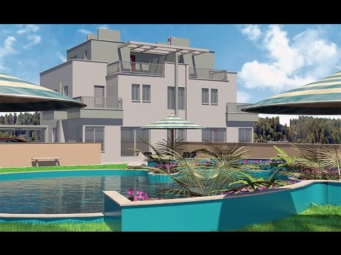 Rosh Haayin Architectural Imaging Project