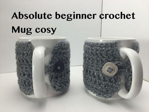 Ophelia Talks about Crocheting a Mug Cosy