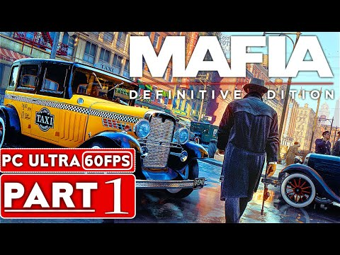 MAFIA REMAKE Gameplay Walkthrough Part 1 [1440P HD 60FPS PC ULTRA] - No Commentary