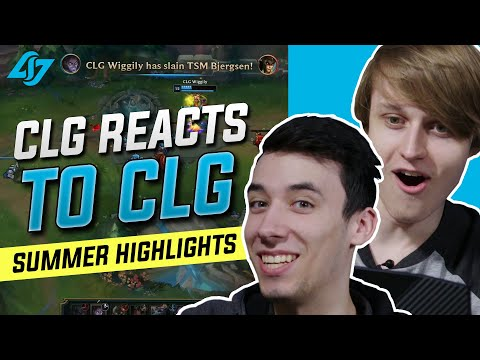 POE and Wiggily REACT to CLG's Best Plays