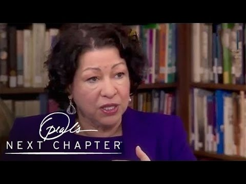 The Dating Life of a Supreme Court Justice | Oprah's Next Chapter | Oprah Winfrey Network