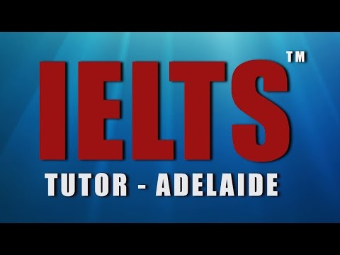 IELTS Sample Papers Adelaide South Australia