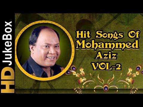 Hits Of Mohammed Aziz Vol 2 Songs Jukebox | Bollywood Superhit Songs Of Mohd Aziz