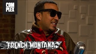 French Montana on The Combat Jack Show Ep. 3 (Taking a Bullet to the Brain)