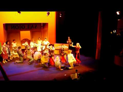 Curtains the Musical Part 5 (up to end of Act 1)