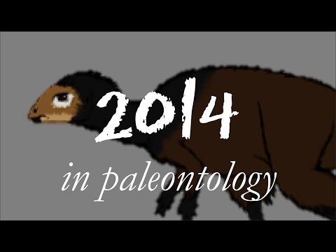 Palaeoverse Presents: The Best of 2014