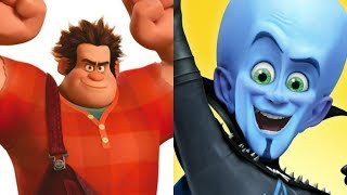 Step Brothers (Megamind & Wreck-It Ralph Style) - Boats 'N Hoes