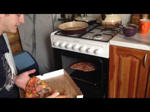 Как разогреть пирожки в духовке