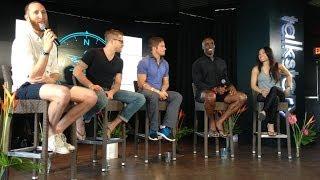 """""""Shaping the Future: Men & Yoga"""" Keith Mitchell, Tom Whiteside, Kirk Hensler & Dan Wells Speakeasy"""