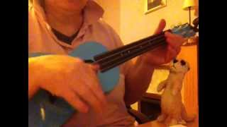 Rudolph the Red Nosed Reindeer - ukulele