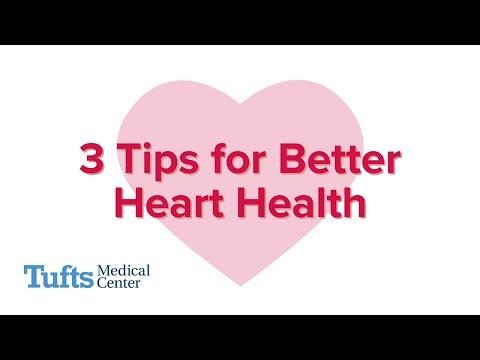 3 Tips for Better Heart Health